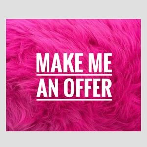 Make an offer 💖